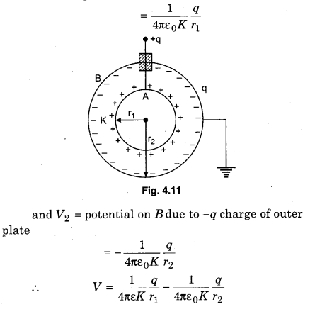 RBSE Solutions for Class 12 Physics Chapter 4 Electrical Capacitance 26