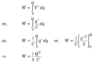 RBSE Solutions for Class 12 Physics Chapter 4 Electrical Capacitance 31