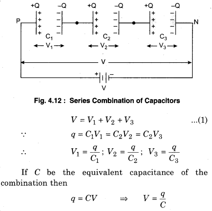 RBSE Solutions for Class 12 Physics Chapter 4 Electrical Capacitance 40