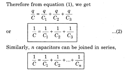 RBSE Solutions for Class 12 Physics Chapter 4 Electrical Capacitance 41
