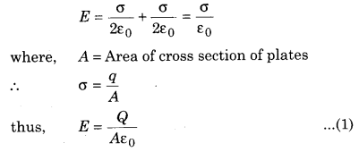 RBSE Solutions for Class 12 Physics Chapter 4 Electrical Capacitance 45