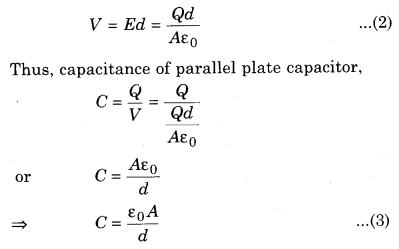 RBSE Solutions for Class 12 Physics Chapter 4 Electrical Capacitance 46