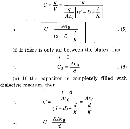 RBSE Solutions for Class 12 Physics Chapter 4 Electrical Capacitance 49