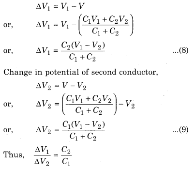 RBSE Solutions for Class 12 Physics Chapter 4 Electrical Capacitance 59