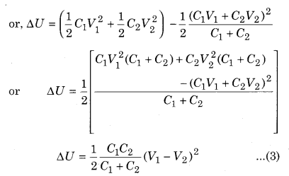RBSE Solutions for Class 12 Physics Chapter 4 Electrical Capacitance 61
