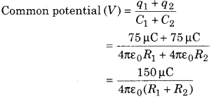 RBSE Solutions for Class 12 Physics Chapter 4 Electrical Capacitance 66