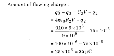 RBSE Solutions for Class 12 Physics Chapter 4 Electrical Capacitance 68