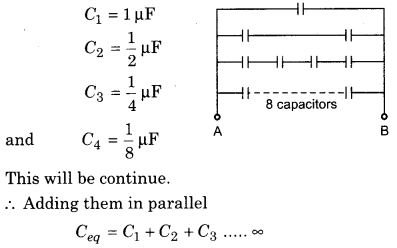 RBSE Solutions for Class 12 Physics Chapter 4 Electrical Capacitance 72