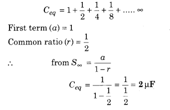 RBSE Solutions for Class 12 Physics Chapter 4 Electrical Capacitance 73