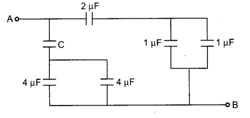 RBSE Solutions for Class 12 Physics Chapter 4 Electrical Capacitance 74