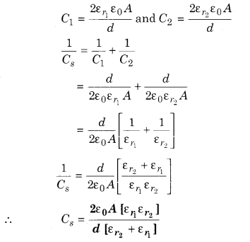 RBSE Solutions for Class 12 Physics Chapter 4 Electrical Capacitance 77