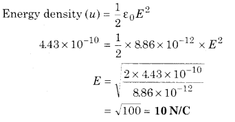 RBSE Solutions for Class 12 Physics Chapter 4 Electrical Capacitance 81