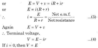 RBSE Solutions for Class 12 Physics Chapter 5 Electric Current 14