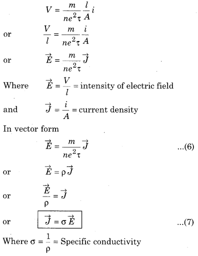 RBSE Solutions for Class 12 Physics Chapter 5 Electric Current 20