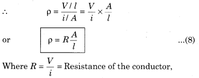 RBSE Solutions for Class 12 Physics Chapter 5 Electric Current 21