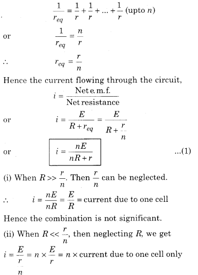 RBSE Solutions for Class 12 Physics Chapter 5 Electric Current 31