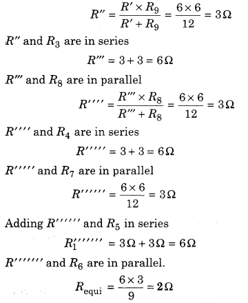 RBSE Solutions for Class 12 Physics Chapter 5 Electric Current 39