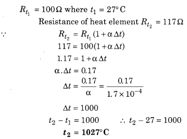 RBSE Solutions for Class 12 Physics Chapter 5 Electric Current 44