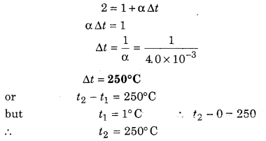 RBSE Solutions for Class 12 Physics Chapter 5 Electric Current 47