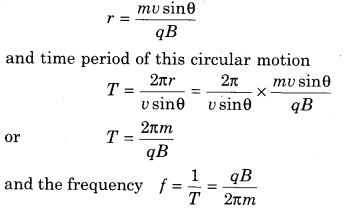 RBSE Solutions for Class 12 Physics Chapter 7 Magnetic Effects of Electric Current 13