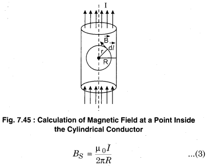RBSE Solutions for Class 12 Physics Chapter 7 Magnetic Effects of Electric Current 21