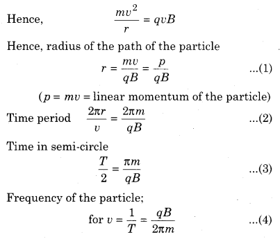 RBSE Solutions for Class 12 Physics Chapter 7 Magnetic Effects of Electric Current 38
