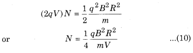 RBSE Solutions for Class 12 Physics Chapter 7 Magnetic Effects of Electric Current 41