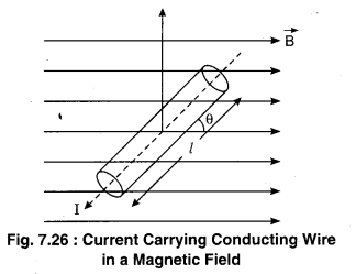 RBSE Solutions for Class 12 Physics Chapter 7 Magnetic Effects of Electric Current 42