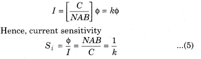 RBSE Solutions for Class 12 Physics Chapter 7 Magnetic Effects of Electric Current 48
