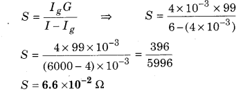 RBSE Solutions for Class 12 Physics Chapter 7 Magnetic Effects of Electric Current 65