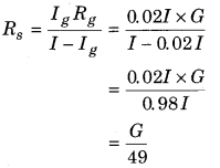 RBSE Solutions for Class 12 Physics Chapter 7 Magnetic Effects of Electric Current 7