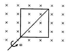RBSE Solutions for Class 12 Physics Chapter 9 विद्युत चुम्बकीय प्रेरण Te Bo Q 2