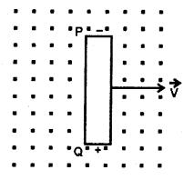 RBSE Solutions for Class 12 Physics Chapter 9 विद्युत चुम्बकीय प्रेरण lon Q 1