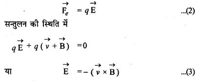 RBSE Solutions for Class 12 Physics Chapter 9 विद्युत चुम्बकीय प्रेरण lonQ 1.2