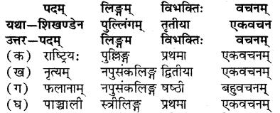 RBSE Solutions for Class 7 Sanskrit रञ्जिनी Chapter 13 प्रहेलिकाः 6