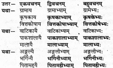 RBSE Solutions for Class 7 Sanskrit Ranjini Chapter 1 भारतभूवन्दना 5