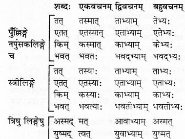 RBSE Solutions for Class 7 Sanskrit Ranjini Chapter 3 संस्कृतदिवसः 9