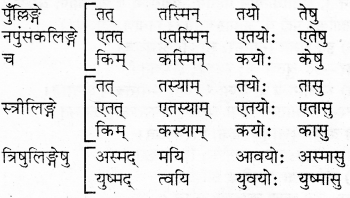 RBSE Solutions for Class 7 Sanskrit Ranjini Chapter 4 आदिकत्रिः वाल्मीकिः 7