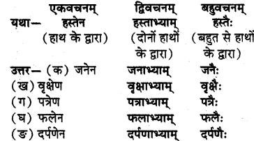 RBSE Solutions for Class 7 Sanskrit Ranjini Chapter 6 स्वास्थ्यम् 2