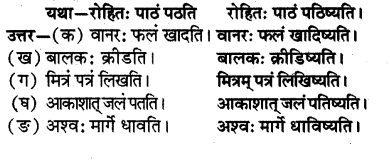 RBSE Solutions for Class 7 Sanskrit Ranjini Chapter 7 धन्योऽयं दानवीरः 6
