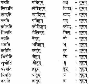 RBSE Solutions for Class 8 Sanskrit रञ्जिनी Chapter 12 सूर्यो न तु तारा - 1