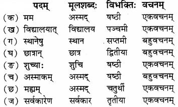 RBSE Solutions for Class 8 Sanskrit रञ्जिनी Chapter 15 स्वच्छ भारतम् - 2