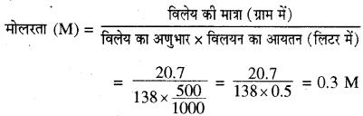 RBSE Solutions for Class 11 Chemistry Chapter 1 रसायन विज्ञान की मूल अवधारणाएँ 22