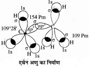RBSE Solutions for Class 11 Chemistry Chapter 4 रासायनिक आबंधन तथा आण्विक संरचना img 22