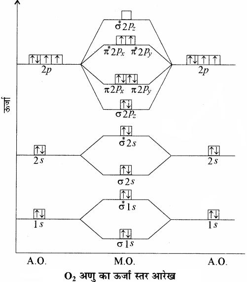 RBSE Solutions for Class 11 Chemistry Chapter 4 रासायनिक आबंधन तथा आण्विक संरचना img 39