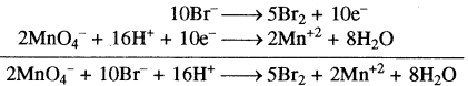 RBSE Solutions for Class 11 Chemistry Chapter 8 ऑक्सीकरण अपचयन अभिक्रियाएँ img 8