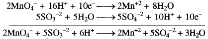 RBSE Solutions for Class 11 Chemistry Chapter 8 ऑक्सीकरण अपचयन अभिक्रियाएँ img 9