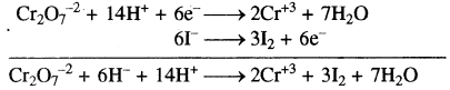 RBSE Solutions for Class 11 Chemistry Chapter 8 ऑक्सीकरण अपचयन अभिक्रियाएँ img 10