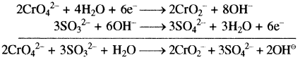 RBSE Solutions for Class 11 Chemistry Chapter 8 ऑक्सीकरण अपचयन अभिक्रियाएँ img 14