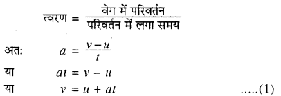 RBSE Solutions for Class 11 Physics Chapter 3 गतिकी 10